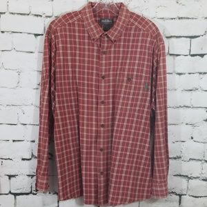 Izod Shirts - Woolrich & Izod l XL Bundle of 2